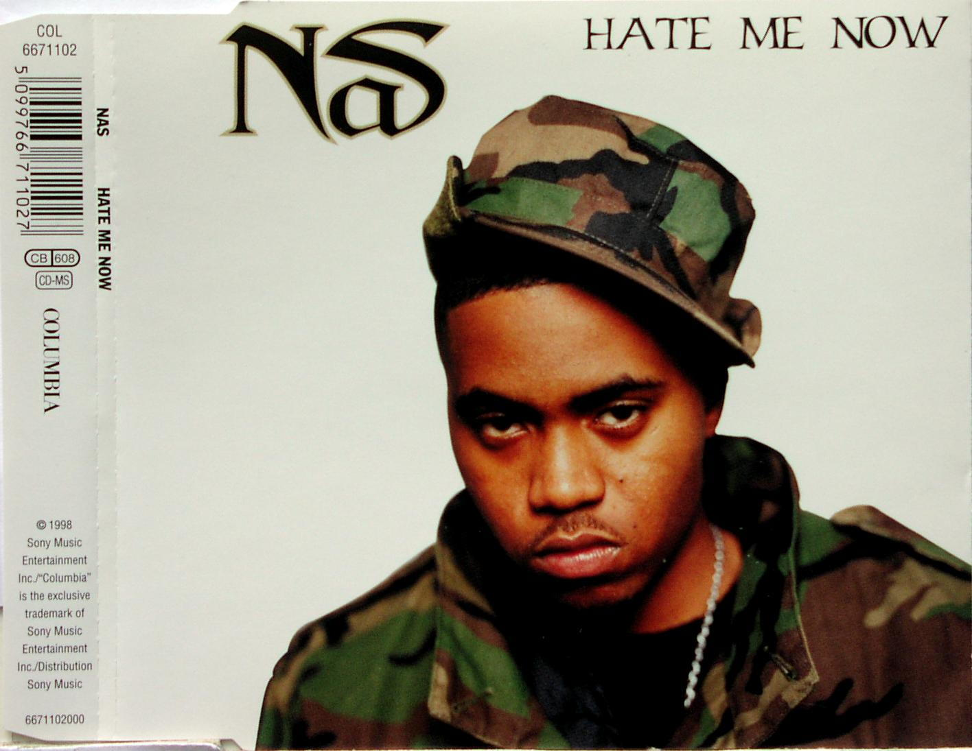 NAS FEAT. PUFF DADDY - Hate Me Know - CD Maxi
