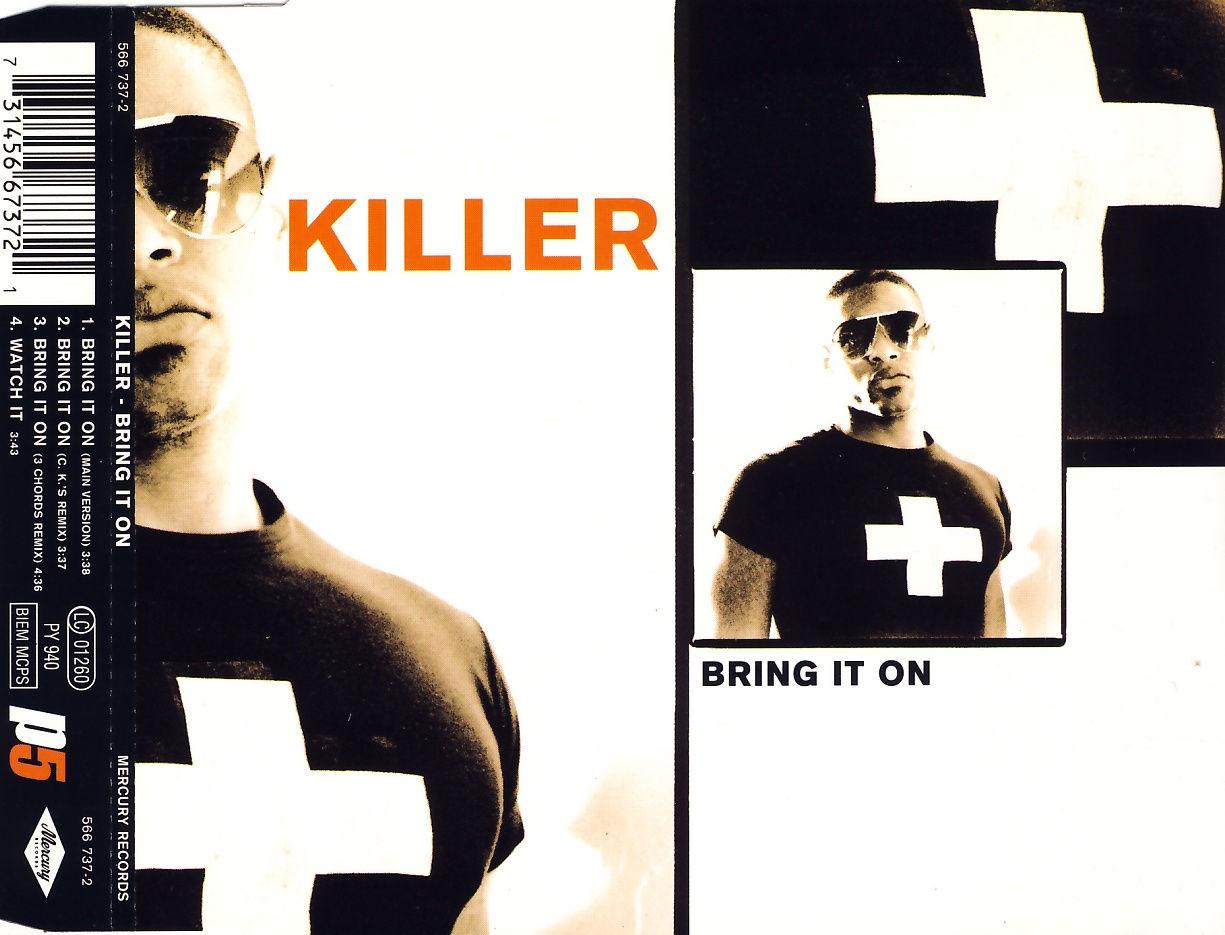 KILLER - Bring It On - CD Maxi