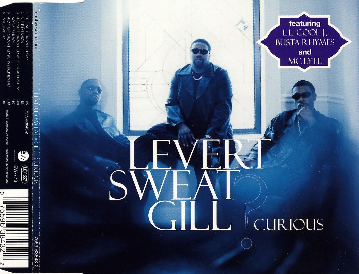 LEVERT & SWEAT & GILL - Curious - MCD