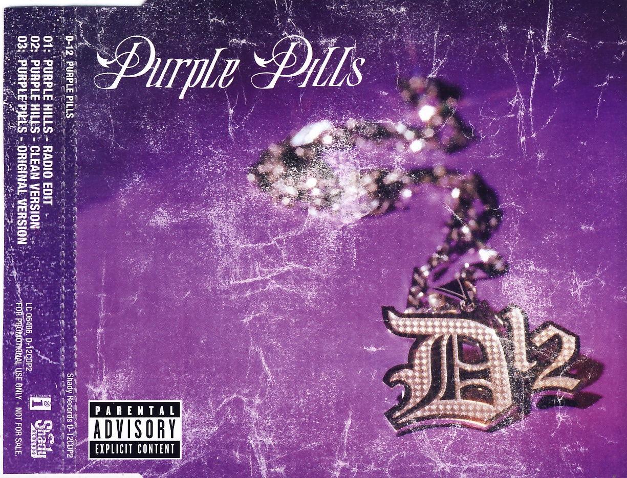 D 12 - Purple Pills - MCD