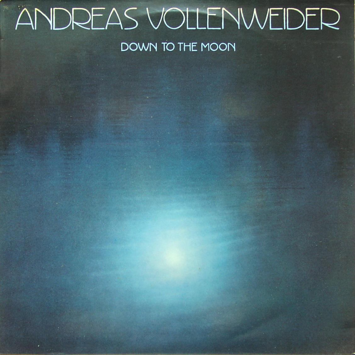 VOLLENWEIDER, ANDREAS - Down To The Moon - 33T