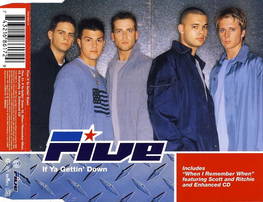 FIVE - If Ya Gettin' Down - MCD