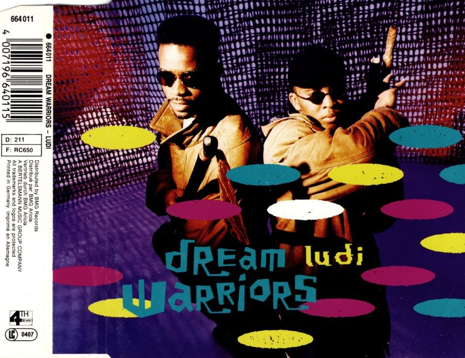DREAM WARRIORS - Ludi - MCD