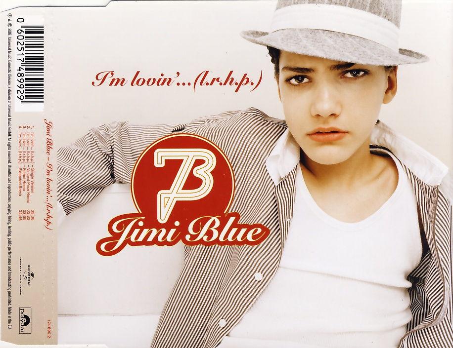 BLUE, JIMI - I'm Lovin'... (L.R.H.P.) - CD Maxi