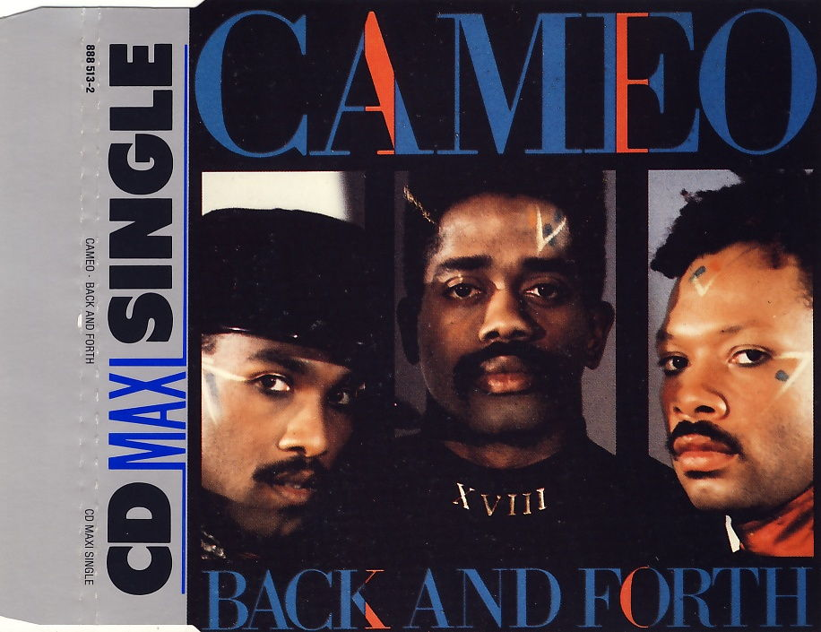 CAMEO - Back And Forth - MCD