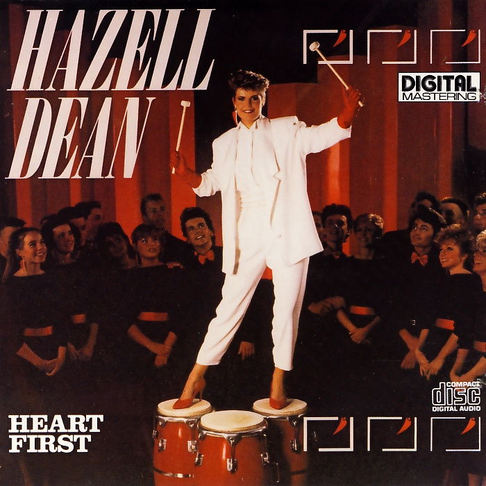 DEAN, HAZELL - Heart First - CD