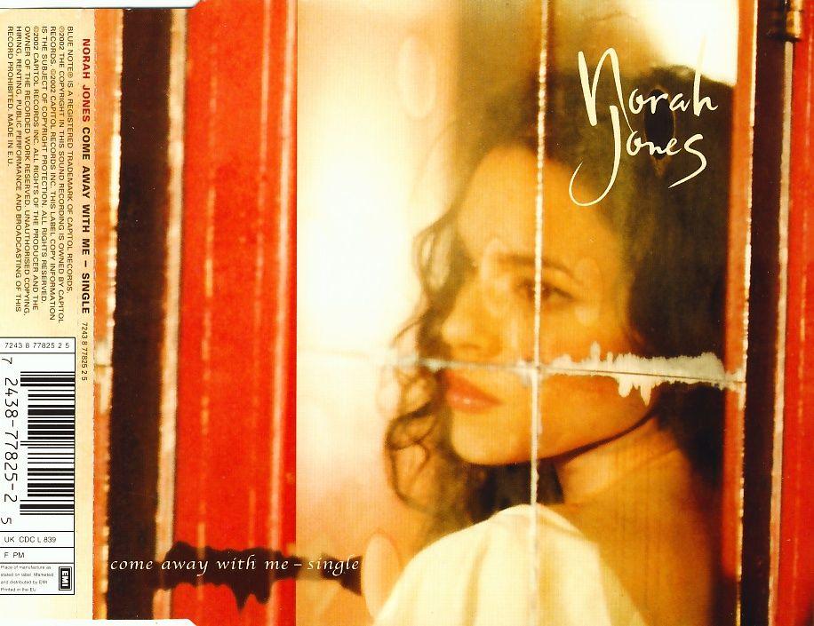 JONES, NORAH - Come Away With Me - CD Maxi