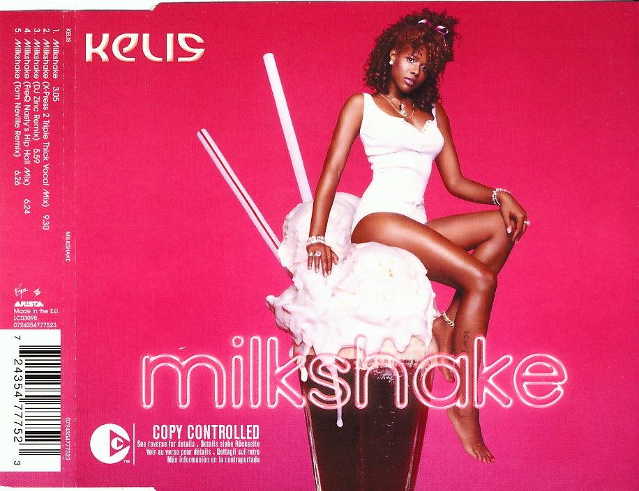 KELIS - Milkshake - CD Maxi