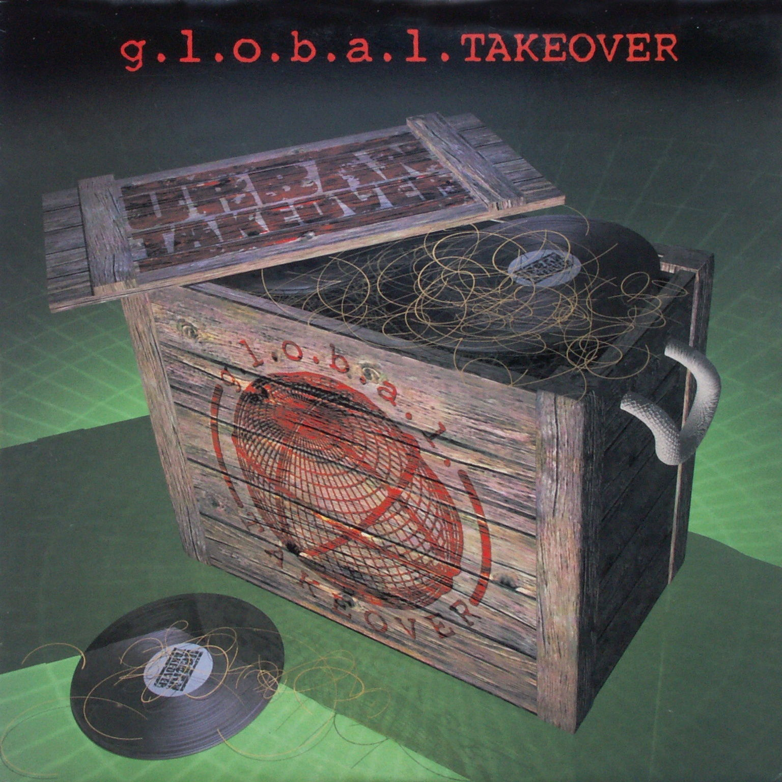 VARIOUS - Global Takeover - 33T x 3
