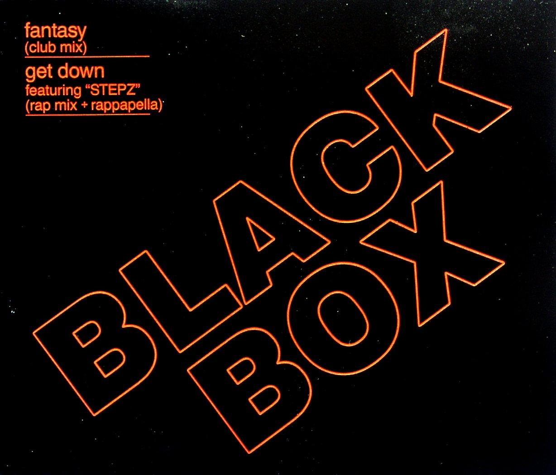 BLACK BOX - Fantasy - CD Maxi