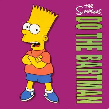 Simpsons - Do The Bartman