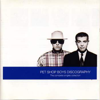 Pet Shop Boys - Discography