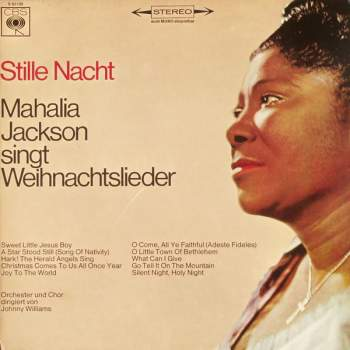 Jackson, Mahalia - Stille Nacht / Silent Night - Songs For Christmas