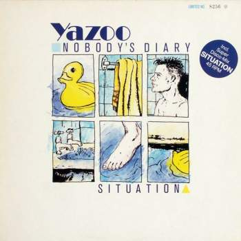 Yazoo - Nobody's Diary/ Situation