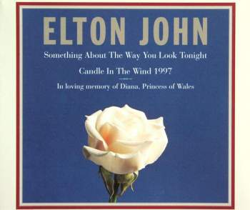 John, Elton - Something About The Way.../ Candle In The Wind '97