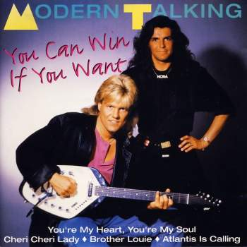 MODERN TALKING - You Can Win If You Want - CD