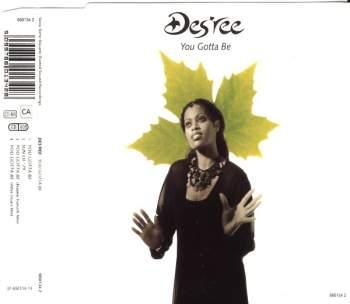 DES'REE - You Gotta Be - CD Maxi