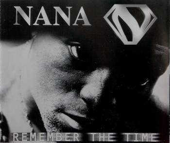 NANA - Remember The Time - CD Maxi