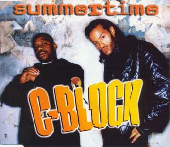 C-BLOCK - Summertime - CD Maxi