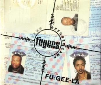 FUGEES - Fu-Gee-La - CD Maxi