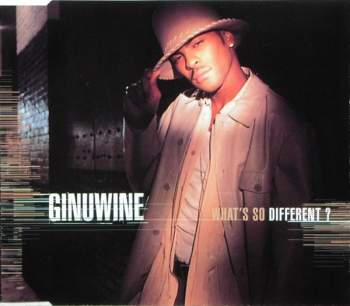 GINUWINE - What's So Different - CD Maxi