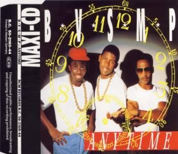 BVSMP - Anytime - CD Maxi