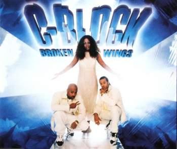 C-BLOCK - Broken Wings - CD Maxi