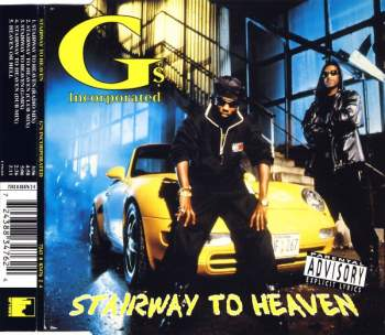 G'S INCORPORATED - Stairway To Heaven - CD Maxi