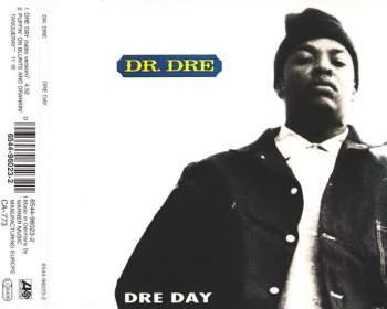 DR. DRE - Dre Day - CD Maxi