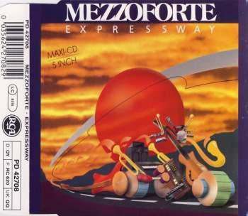 MEZZOFORTE - Expressway - CD Maxi