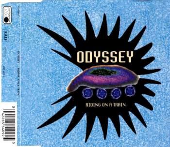 ODYSSEY - Riding On A Train - CD Maxi