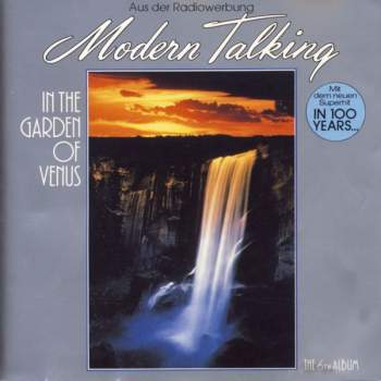 MODERN TALKING - In The Garden Of Venus - CD