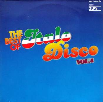 Various - The Best Of Italo Disco Vol. 4