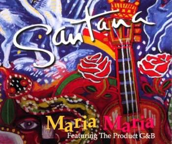 SANTANA - Maria Maria - CD Maxi