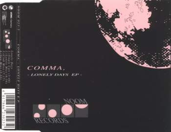 Comma - Lonely Days EP