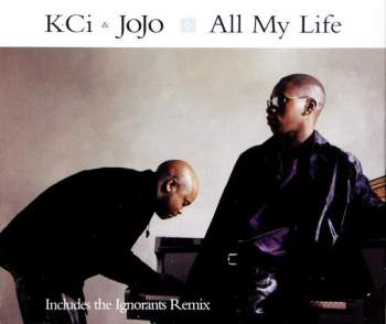 K-CI & JOJO - All My Life - MCD