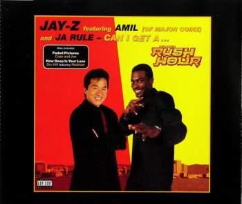 JAY-Z FEAT. AMIL & JA RULE - Can I Get A ... - CD Maxi