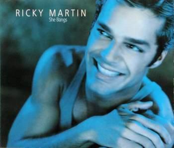 MARTIN, RICKY - She Bangs - CD Maxi