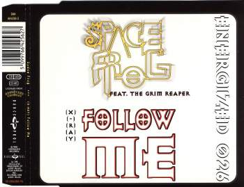 Space Frog - X-Ray (Follow Me)