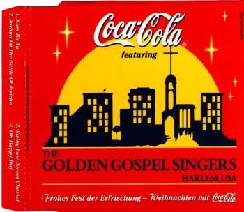 GOLDEN GOSPEL SINGERS - Frohes Fest Der Erfrischung - CD Maxi