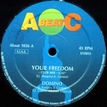 Domino - Your Freedom