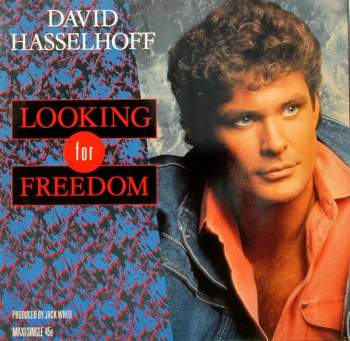 Hasselhoff, David - Looking For Freedom