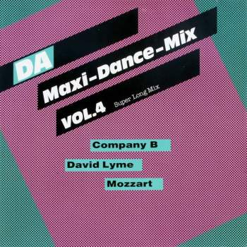 Various - DA-Maxi-Dance-Mix Vol. 4