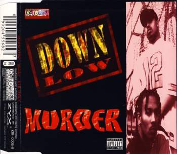 DOWN LOW - Murder - CD Maxi