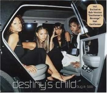 DESTINY'S CHILD - Bug A Boo - CD Maxi