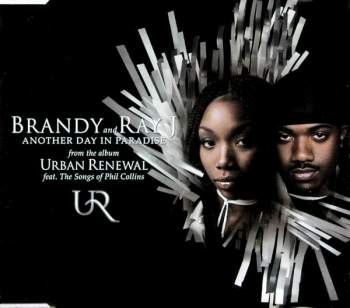 BRANDY & RAY J. - Another Day In Paradise - CD Maxi