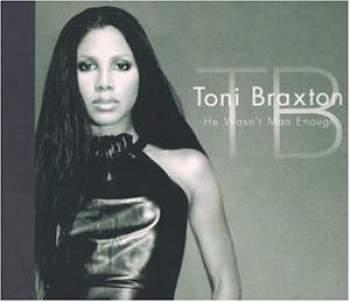 BRAXTON, TONI - He Wasn't Man Enough - CD Maxi