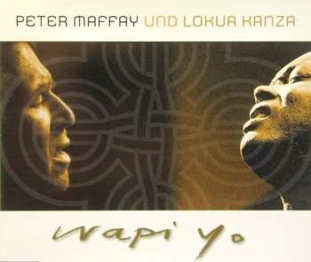 MAFFAY, PETER & LOKUA KANZA - Wapi Yo - CD Maxi