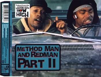 METHOD MAN & REDMAN - Part II (How High) - CD Maxi
