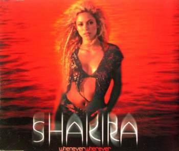 Shakira Whenever Wherever Vinyl Records Lp Cd On Cdandlp